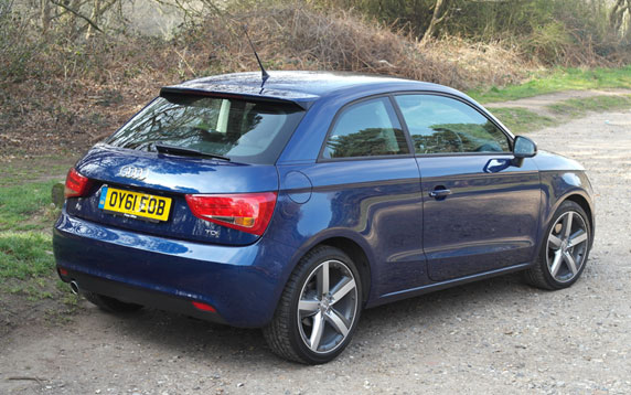 Audi A1 1.6 TDI Sport Review