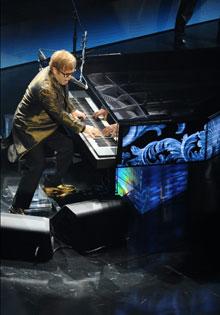 Elton John Live in Birmingham