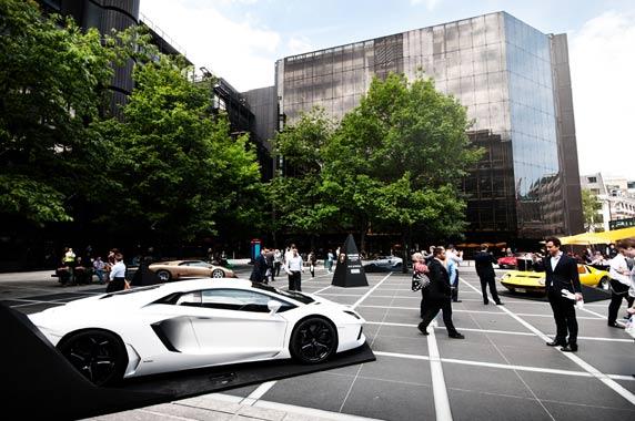 Lamborghini Uncovered