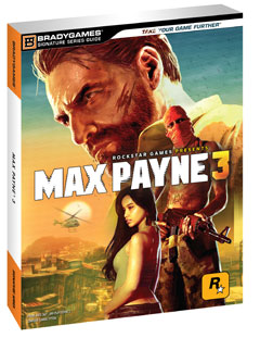 BradyGames Max Payne stratery guide