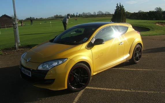 Megane Renaultsport 265