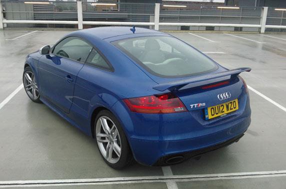 Car Review: Audi TT RS 2.5 TFSI quattro