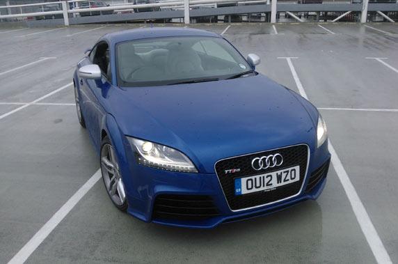 Car review: Audi TT RS