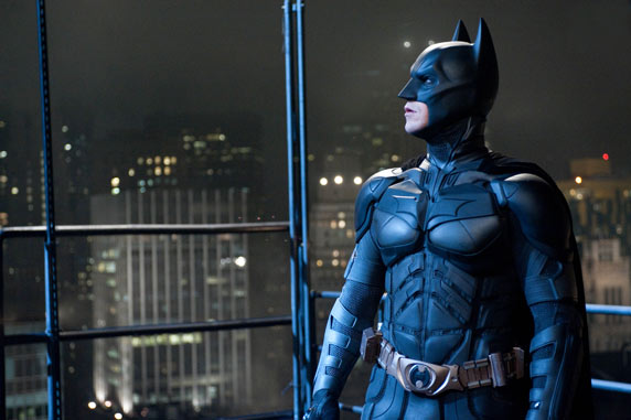 The Dark Knight Rises - Batman film review