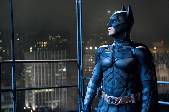 The Dark Knight Rises - Batman film review