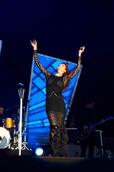 Florence & the Machine at Reading 2012