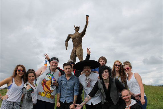 The Wickerman Festival 2012