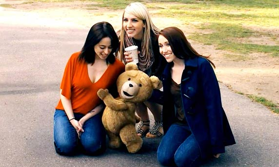 Film Review - Ted