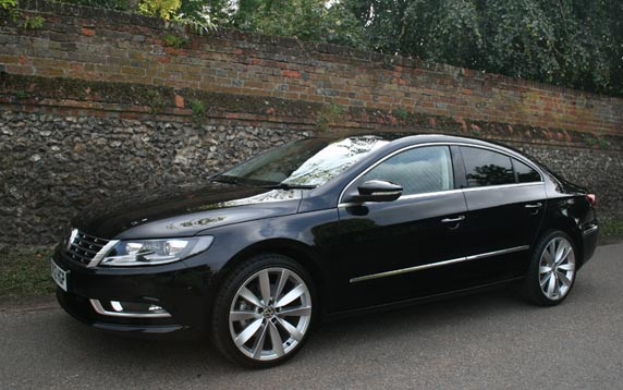 Car Review Volkswagen Cc Gt 2 0 Tdi 170ps Bluemotion