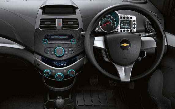 chevrolet spark car review