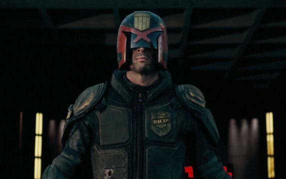 Judge Dredd 3D Review