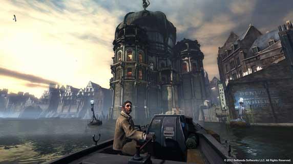 Dishonoured 2012 Gamescom