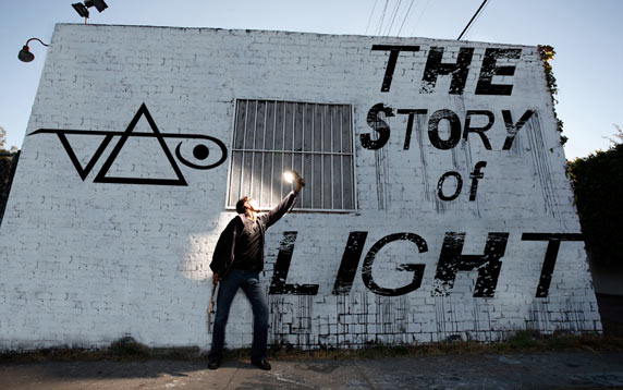 The Story of Light - Steve Vai Review