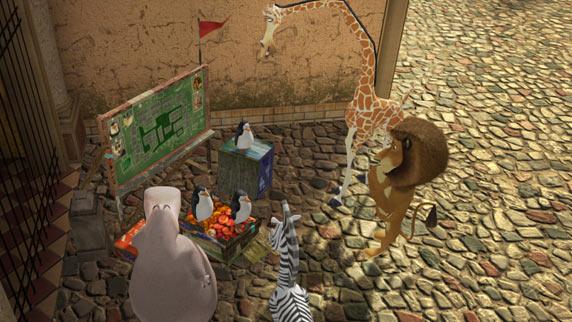 Madagascar 3 video game review