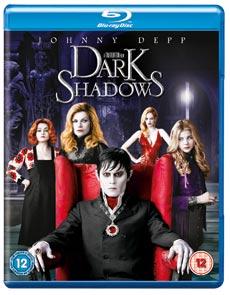 Win Dark Shadows on Blu-Ray