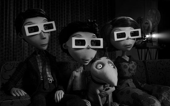 frankenweenie film review
