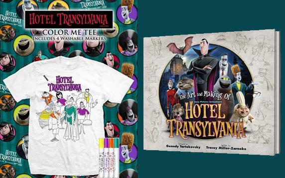 Hotel Transylvania Competition