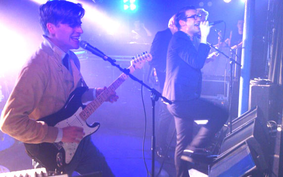 Spector Live Review - Liverpool