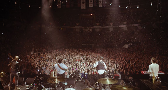 Mumford & Son Live Review