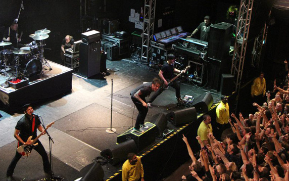 Billy Talent - Live at Leeds O2