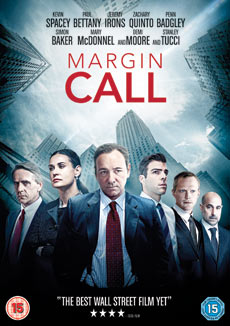 Margin Call on DVD 12th November