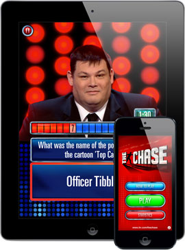 the Chase iOs App