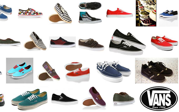 1773a11221 Vans  Skating shoes – The Specifics