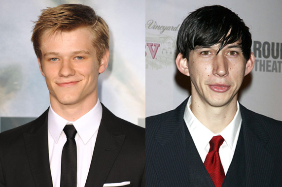 Acting Faces to Watch in 2013