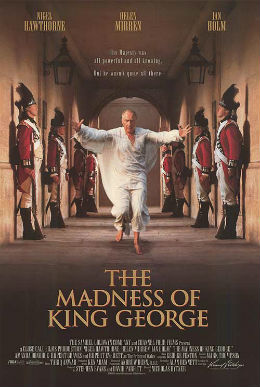 The Madness of King George - IMDb