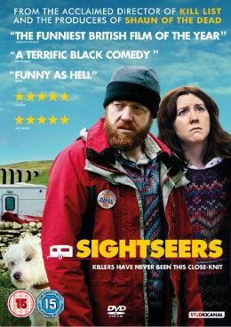 Win Sightseers on DVD