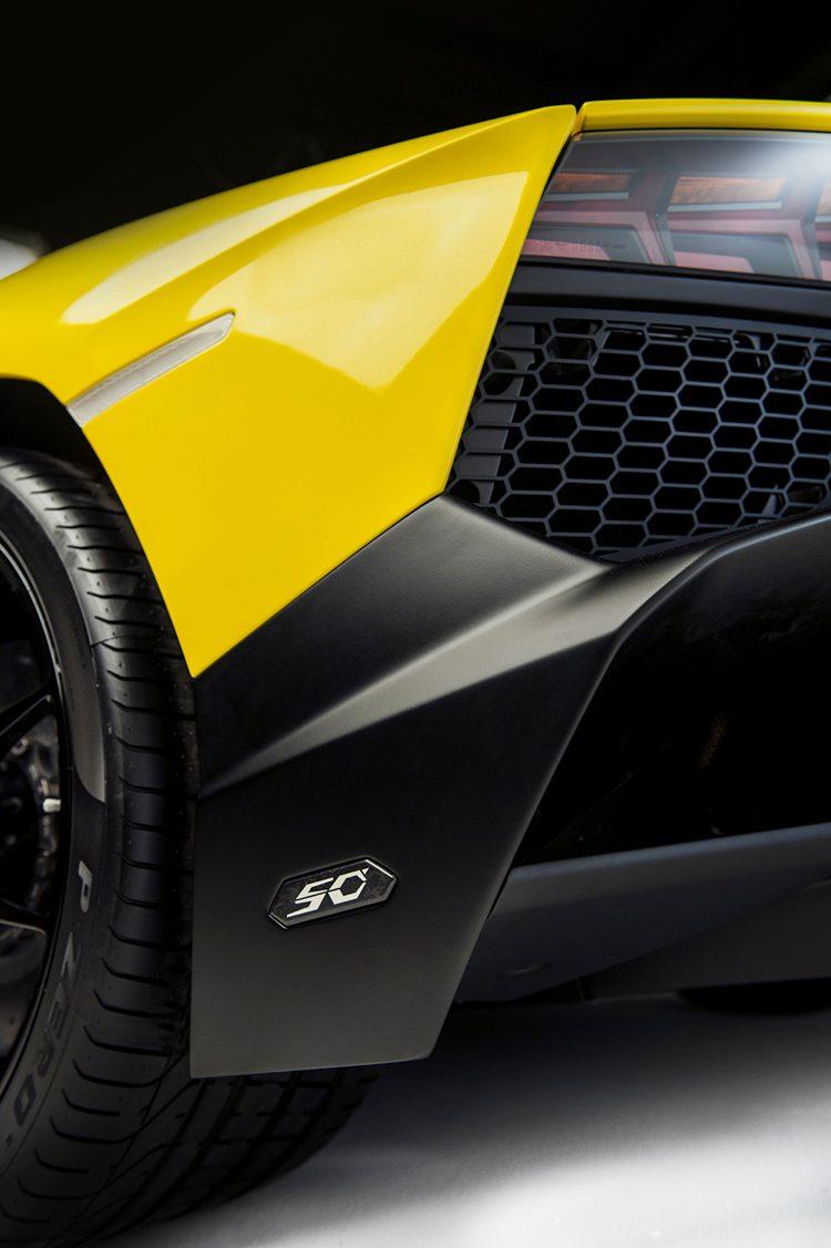 Aventador LP 720-4 50° Anniversario.