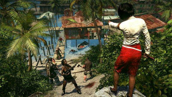 Dead Island Riptide Review