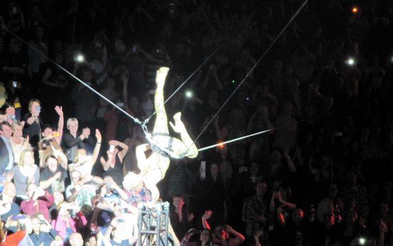 Pink Live UK Tour