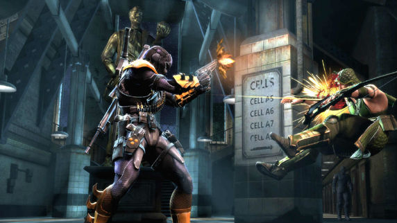 Injustice Gods Among Us Game Review
