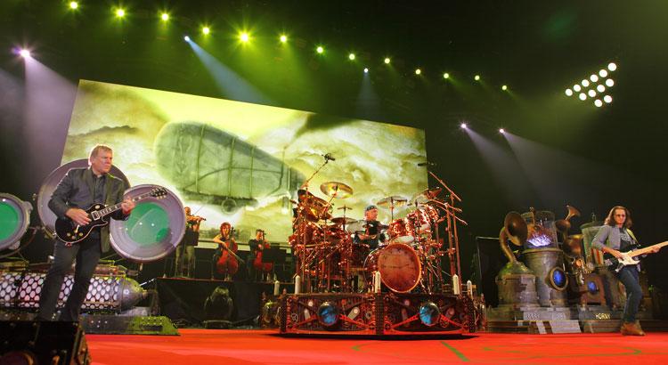 Rush - Live at the O2 London 2013