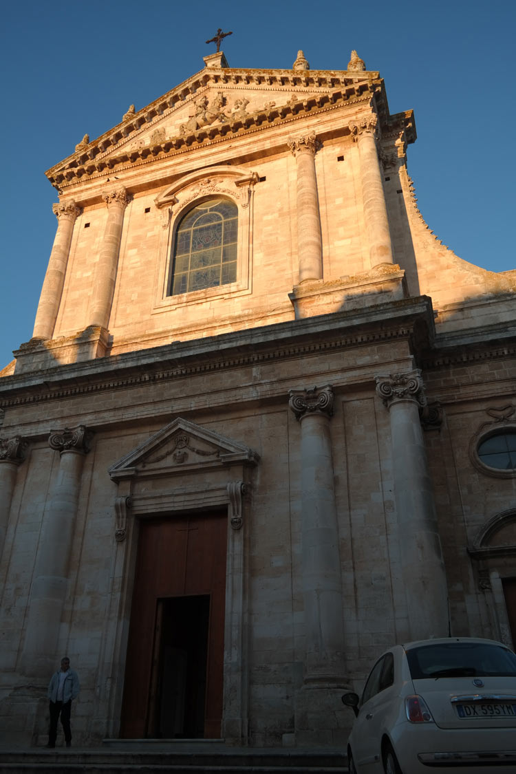 Church of San Rocco, Locorotondo
