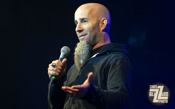 Scott Ian - Speaking Words Oxford