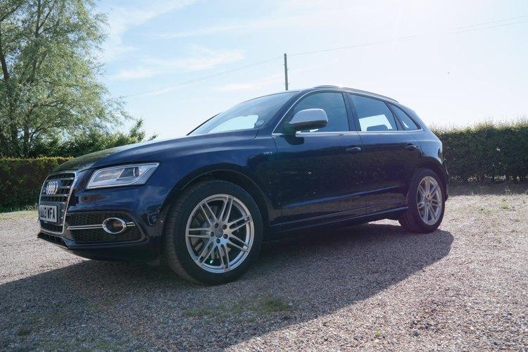 Audi Sq5 #Imagelogger