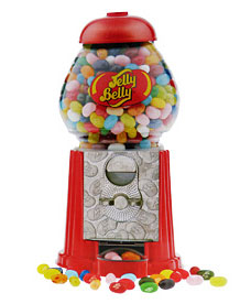Win a Jellybelly, Jellybean Machine