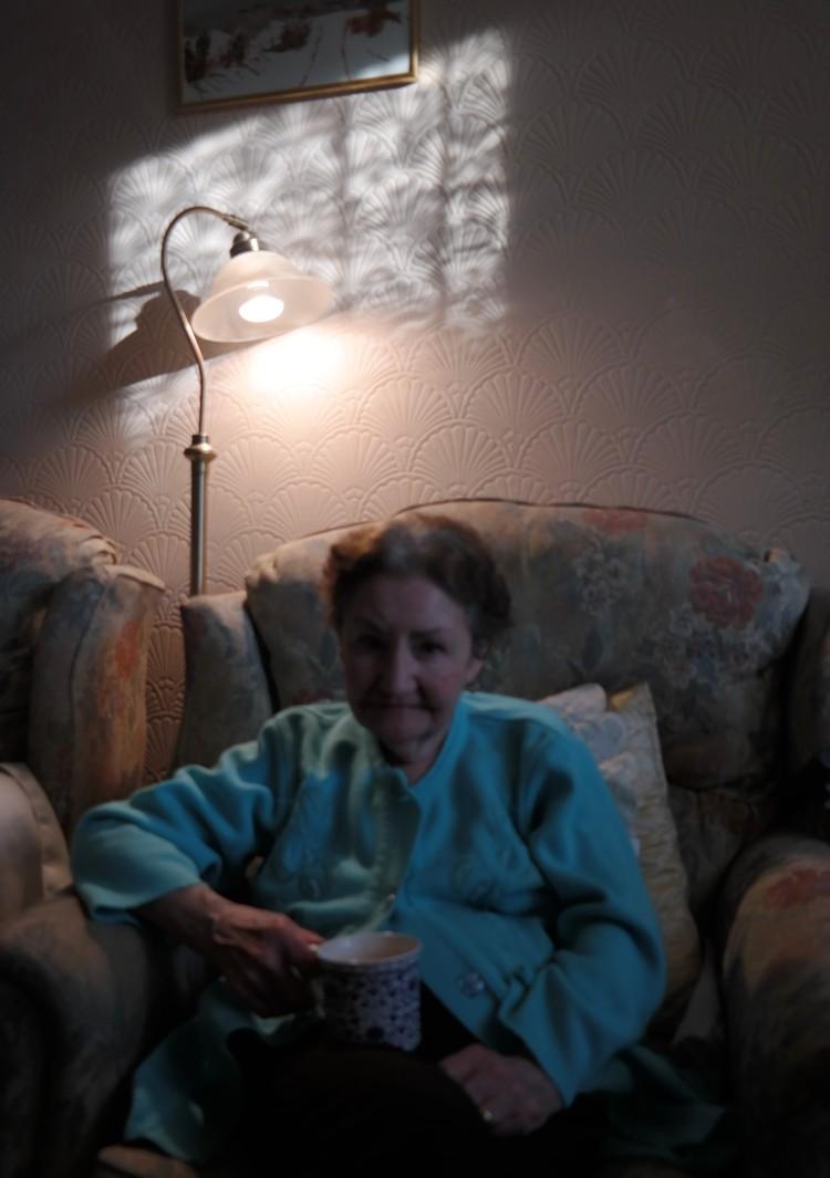 Nanny Helen - Imagelogger