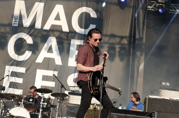 The Maccabees @ Parklife Festival