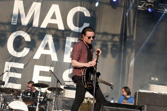 The Maccabees @ Parklife Festival