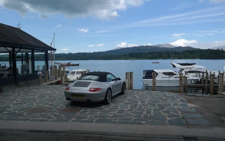 Porsche, Lake Windemere Imagelogger
