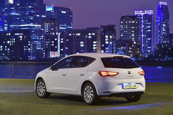 SEAT Leon SE 1.6 review 2013