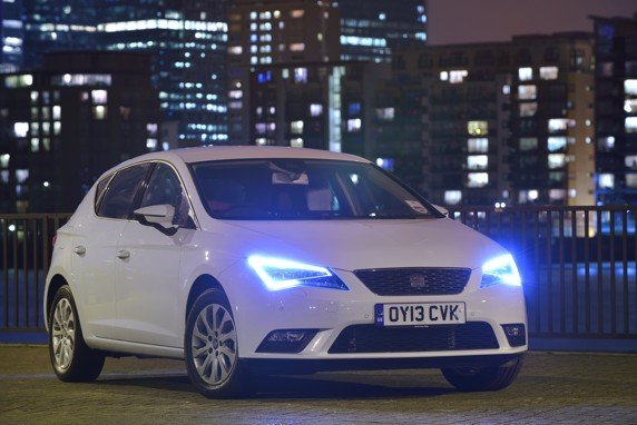 SEAT Leon review 1.6 TDI 2013