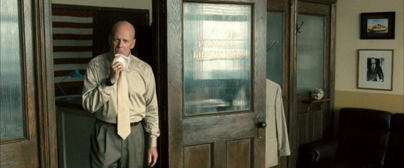 Bruce Willis  -The Assasination movie review