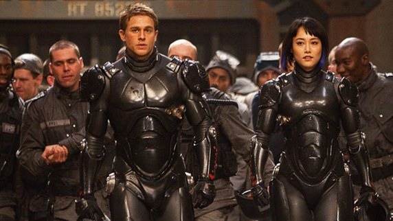 Pacific Rim Film Review 2013