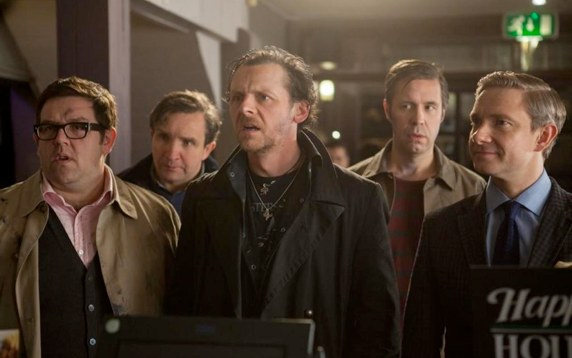 Film Review: The Worlds End