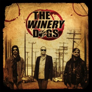 The Winery Dogs Album Artwork