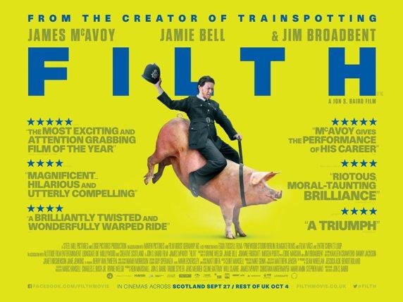 Filth The Movie Soundtrack